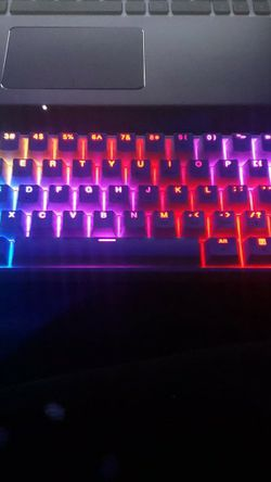 60% Gaming Keyboard for Sale in Fontana,  CA