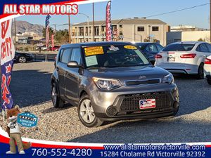 2016 Kia soul for Sale in Victorville, CA