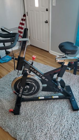New. Bladez exercise bike. With comfort seat. for Sale in Akron, OH