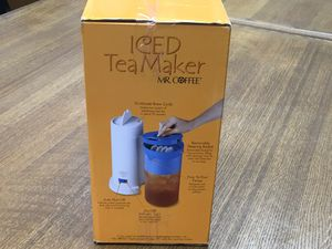 Iced Tea Maker from Mr. Coffee for Sale in Los Angeles, CA