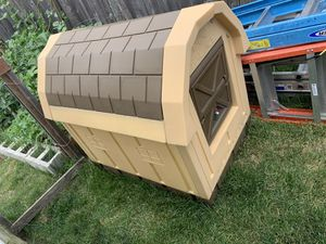 Dog palace insulated dog house for Sale in Medinah, IL