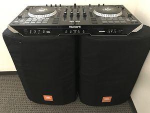 DJ Equipment Bundle (Numark / JBL) for Sale in Los Angeles, CA