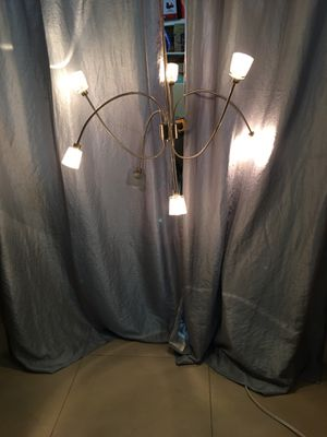2 Ceiling chandelier lamp for Sale in Hollywood, FL