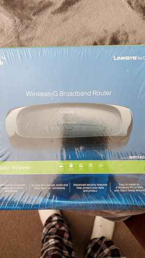 Linksys by cisco for Sale in Yonkers, NY
