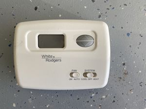 White and Rodgers Thermostat Y W G Rh and more $10 for Sale in Chandler, AZ