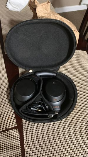 Sony WH-1000XM3 for Sale in San Marcos, CA