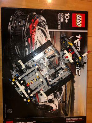 Lego Technic: Porsche 911 RSR for Sale in Sunnyvale, CA