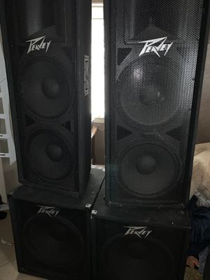 Dj equipment for Sale in Irving, TX