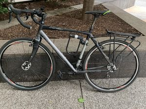 56cm Specialized Tri Cross carbon fiber Fork and rear for Sale in Pittsburgh, PA