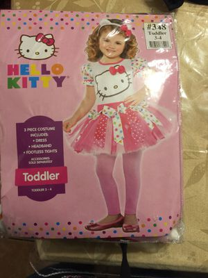 Hello kitty costume for Sale in Bellwood, IL