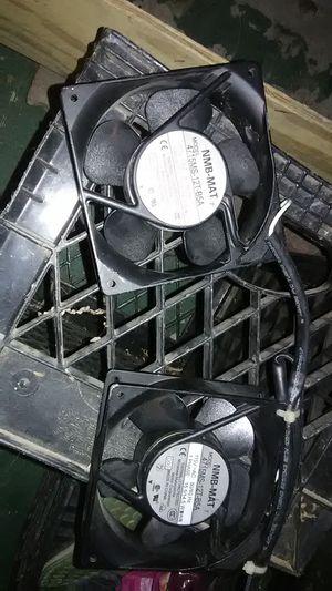 DUAL PC FANS for Sale in Bakersfield, CA