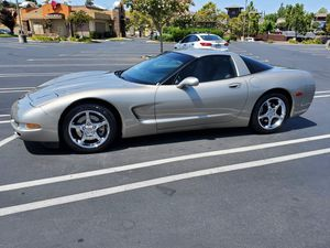 2002 chevy Corvette for Sale in Antioch, CA
