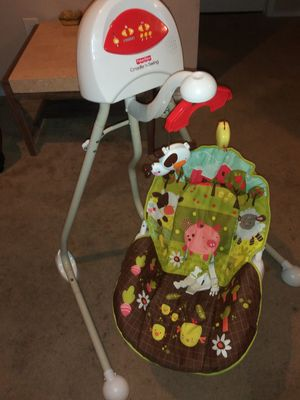 Baby swing for Sale in Richardson, TX