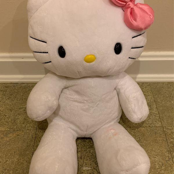 Hello Kitty Build Bear Doll