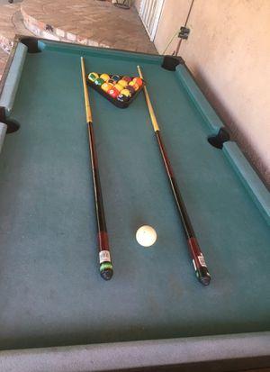 Poo table/mesa de pool para adultos for Sale in Acton, CA