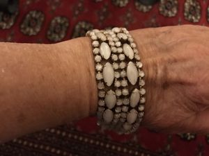 70 yr old 1950's bracelet. Simply gorgeous for Sale in Beverly Hills, CA
