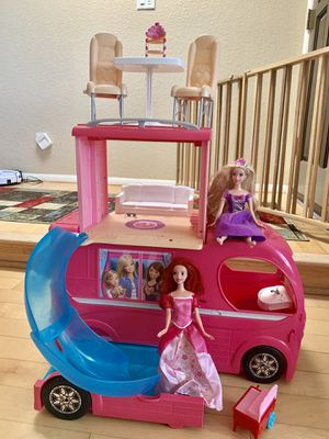 Barbie Pop-Up Camper for Sale in Tempe, AZ