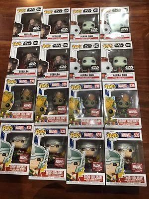 Funko pop pez etc lot LOOK for Sale in Baltimore, MD
