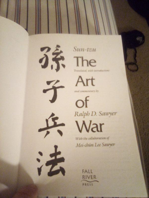 """Book """"The Art of War"""""""