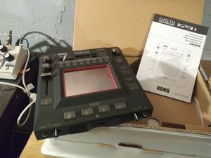 Korg kp3 Kaoss pad effect box and sampler for Sale in Los Angeles, CA