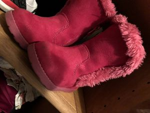 Gently Used 5c Girl Toddler Boots & Sneakers for Sale in Round Rock, TX