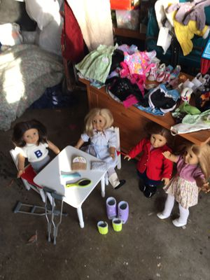American Girl Dolls for Sale in Fremont, CA