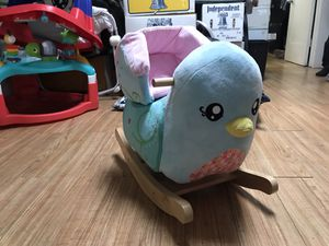 Baby bird rocker for Sale in Los Angeles, CA