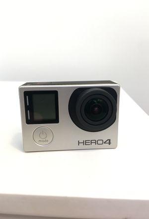 GoPro Hero4 - Silver for Sale in Providence, RI