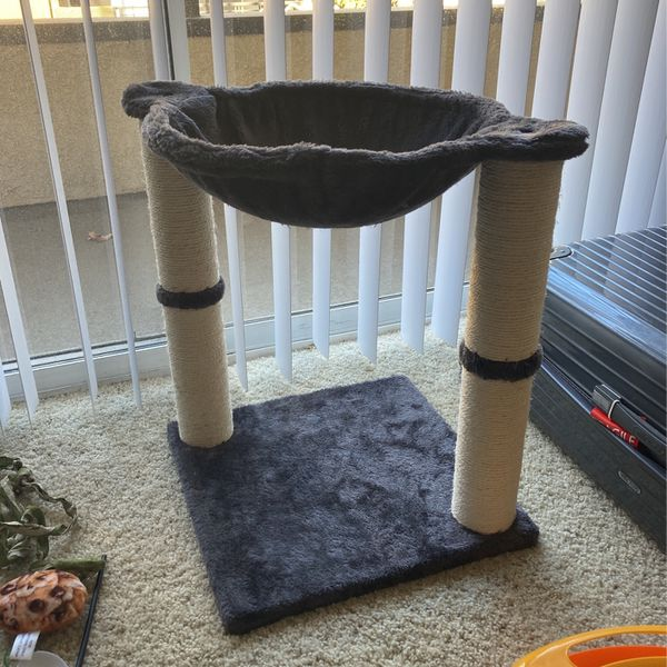 Amazon Cat Condo Tree with Hammock