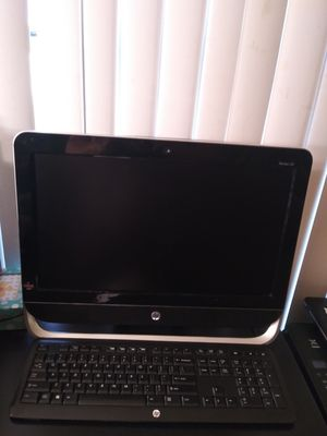 HP Pavilion 20-B010 AIO Computer AMD E1-1200 1.4GHz 4GB DDR3 250GB HDD for Sale in Bartow, FL