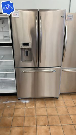 NO CREDIT!! GE LOWEST PRICES! Refrigerator Fridge Free Delivery #1560 for Sale in Jessup, MD