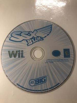 SSX Blur - Nintendo Wii - DISC ONLY - Game Only for Sale in Bell Gardens, CA