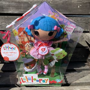 """Lalaloopsy 12"""" Doll Rosy Bumps 'n' Bruises for Sale in Oakley, CA"""
