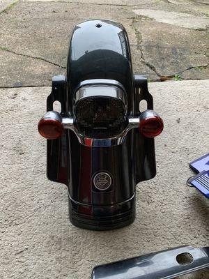 Harley touring rear fender for Sale in Glenolden, PA