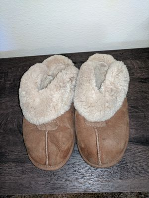 Ugg slippers for Sale in Brea, CA
