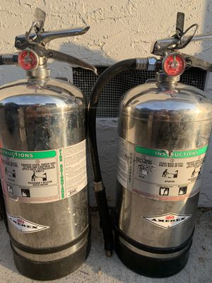 Class K Kitchen Fire Extinguisher for Sale in Pleasanton, CA
