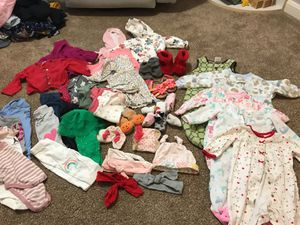 3-6months girl baby clothes for Sale in Silver Spring, MD
