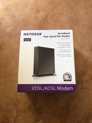 Netgear Broadband High-Speed DSL Modem Model No. DM200 for Sale in Phoenix, AZ