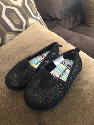 Koala kids black shoes size 4 for Sale in Colton, CA
