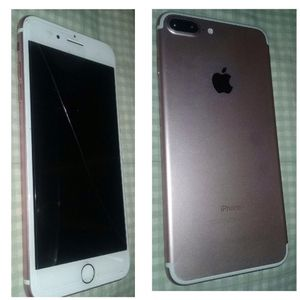 iPhone 7 Plus 128 gb Rose Gold for Sale in Baltimore, MD