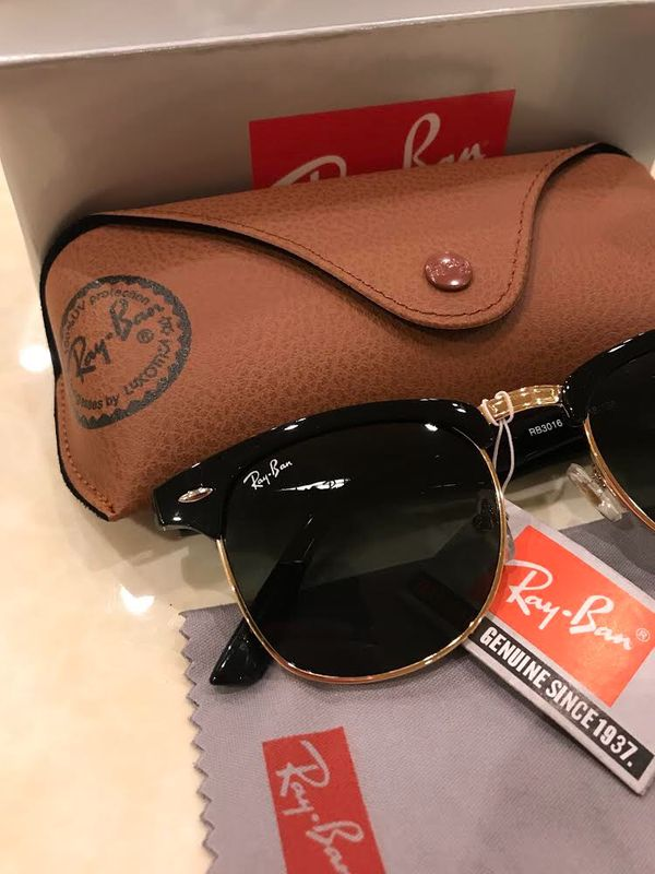 Rayban clubmaster sunglasses