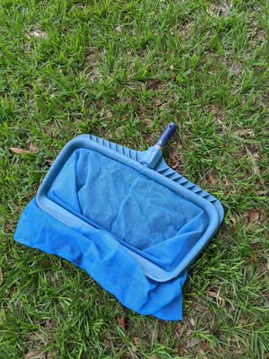 Fine mesh leaf net skimmer for pool for Sale in Clearwater, FL