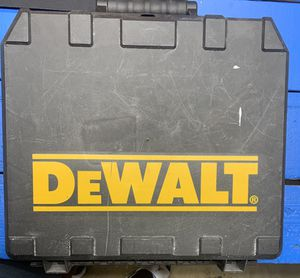 Dewalt 18v 2 speed battery drill for Sale in Columbia, MD