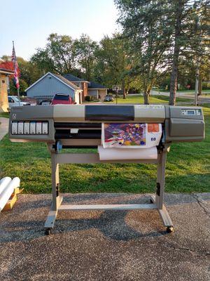 Hp Designjet 5500 Plotter Printer for Sale in Willowbrook, IL