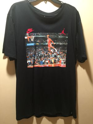 Jordan tee XL Brand new never worn for Sale in MONTGOMRY VLG, MD