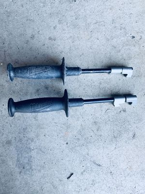 Milwaukee 2nd Gen Hammer Drill Side Handles for Sale in West Valley City, UT