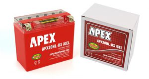 Apex motorcycle battery for Sale in Jacksonville, FL
