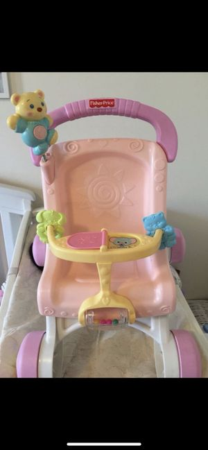 Fisher price stroller for baby for Sale in Whittier, CA