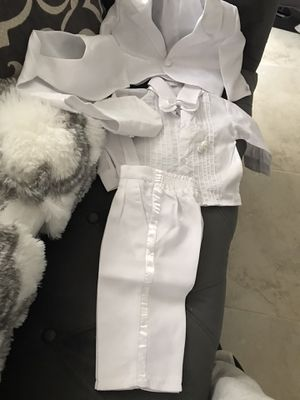 Baby bautismo suit New for Sale in Auburndale, FL