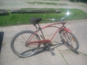 Beach cruiser 26inch bike for Sale in Lorain, OH